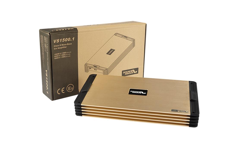 Sound Magus VS1500.1S Car Amplifier