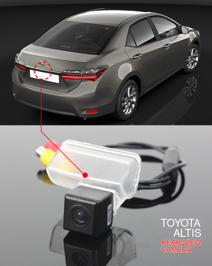 This Color Car Rear Camera Is A Oem Design High Description