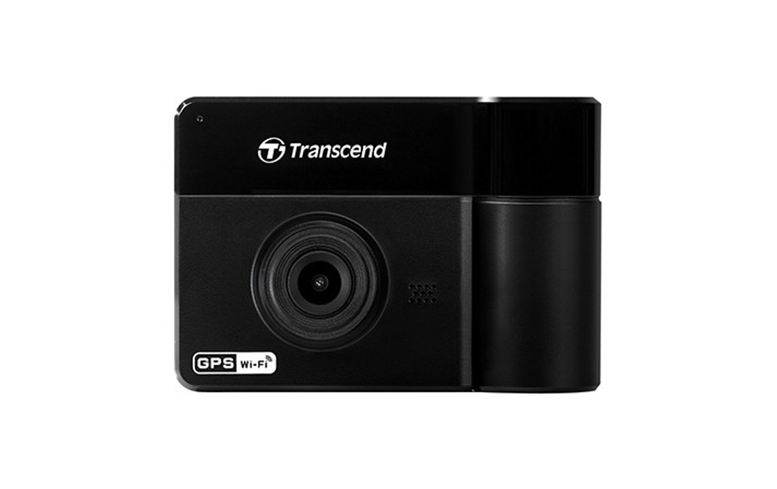 Transcend DrivePro 550 with Suction Mount