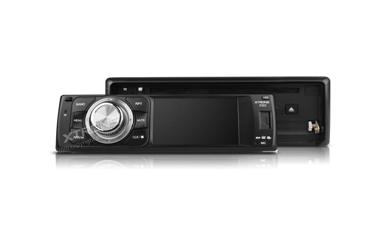 XTRONS Stereo D302
