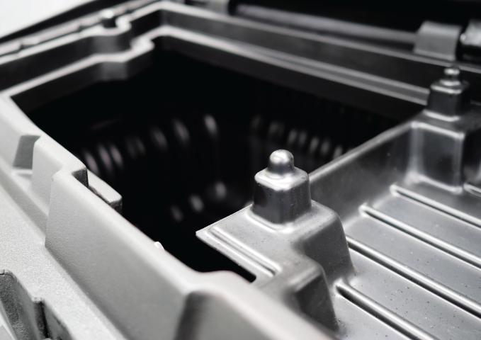 Aeroklas Utility Box Gladiator for Ford Ranger