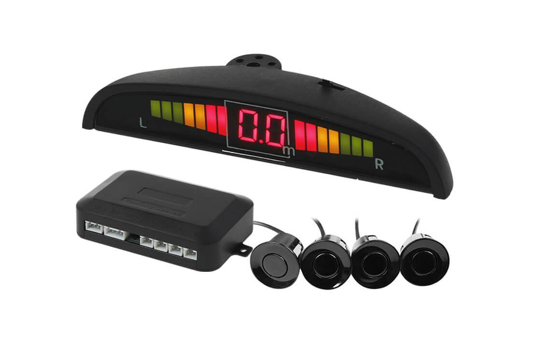 4 Sensors Indicator Type ( Black, Silver & White )