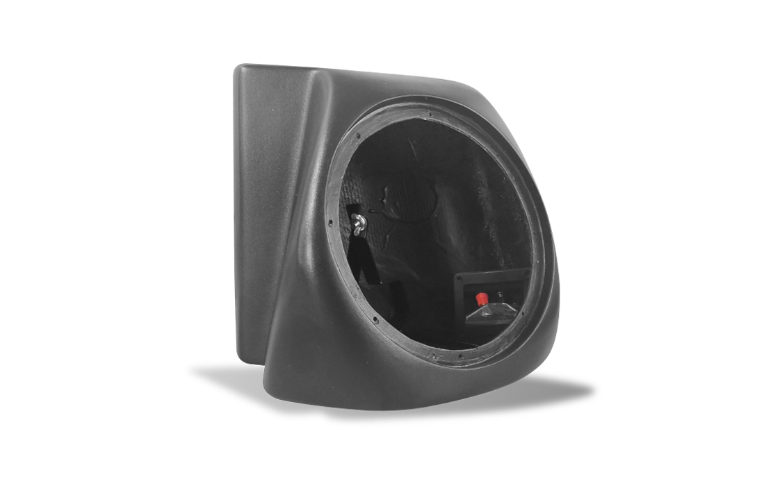 13 Dls Fortuner Subwoofer Box