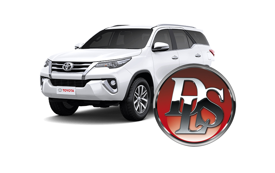 DLS Set Package for Toyota Fortuner