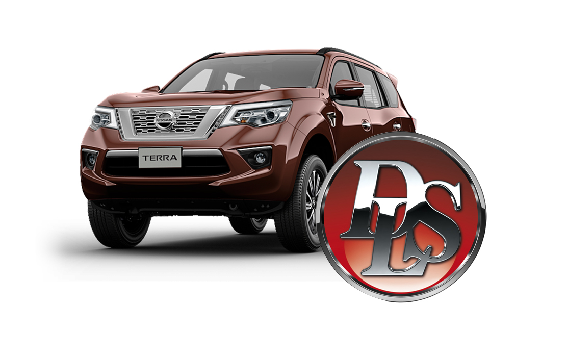 DLS Set Package for Nissan Terra