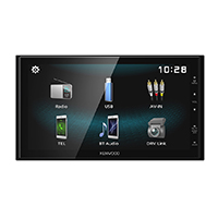 Kenwood DMX1025BT Car DVD Stereo