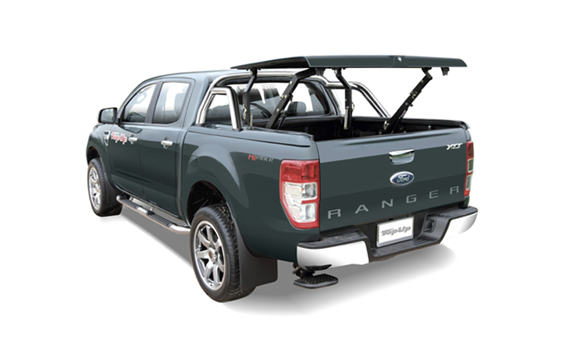 Top Up Deckcover Hydraulic Lift For Ford Ranger