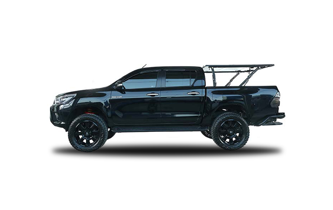 Top Up Deckcover Hydraulic Lift For Toyota Hilux