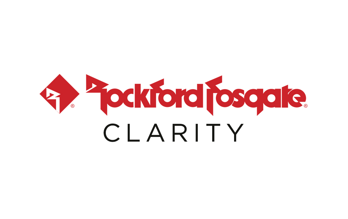 Rockford Fosgate Clarity Sound Package