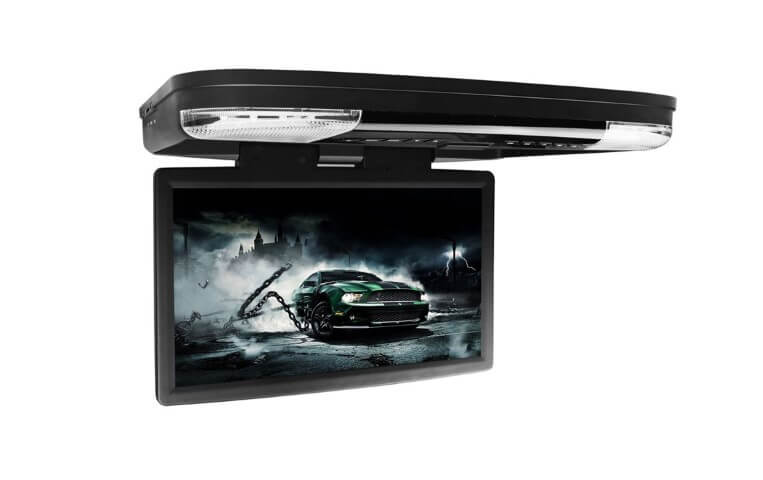 Roof Mounted Monitor