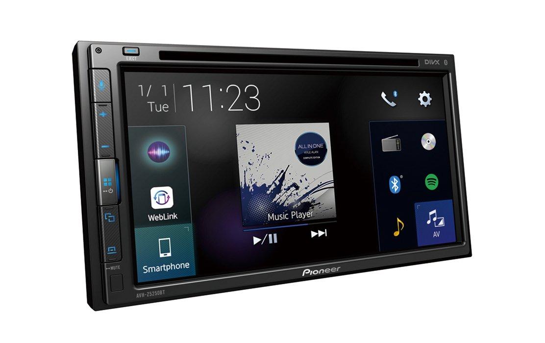 Pioneer AVH-Z5250BT Car DVD Stereo