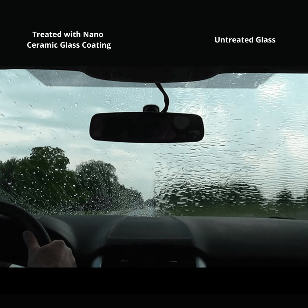 Nano Ceramic Glass Coating