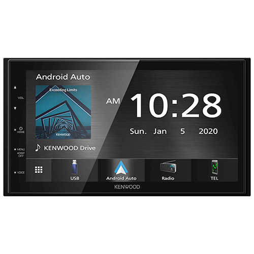 Kenwood DMX5020S Car DVD Stereo